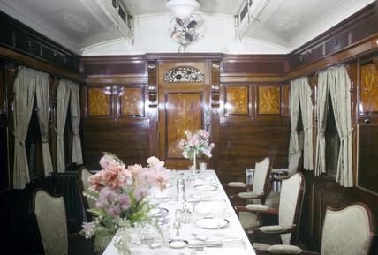 Royal train, c 1962.