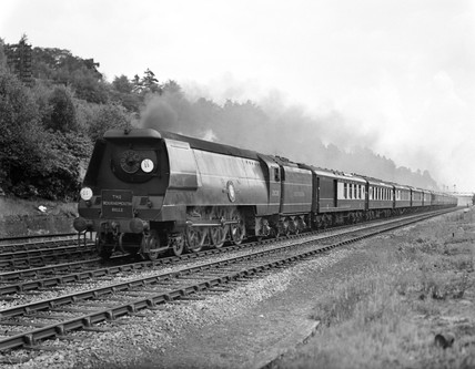 Bournemouth Belle, 1947.