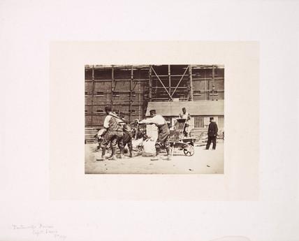 Pentonville Prison, 1870.
