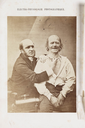 'Electro-Physiologie Photographique', 1862.