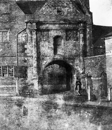 The Oracle Workhouse, Reading, Berkshire, 1840s.