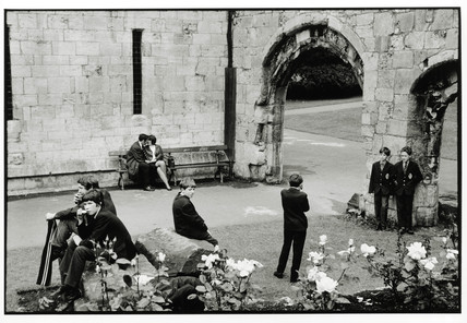 'Public School, Yorkshire;, 1967.