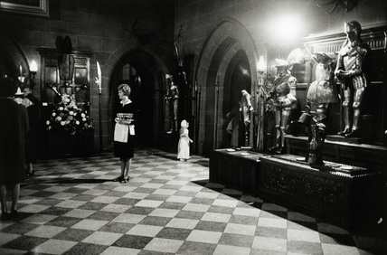 'Society Wedding, Warwick Castle', 1967.