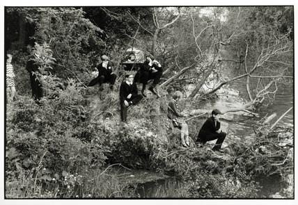 'Parents' Day, Eton', 1967.
