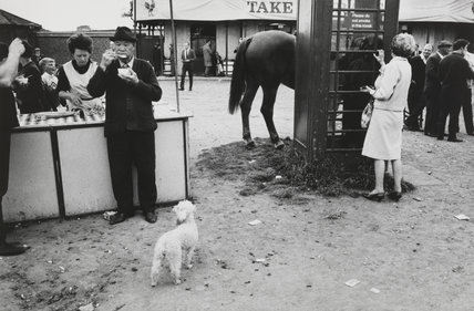 Derby Day, Epsom, 1967.