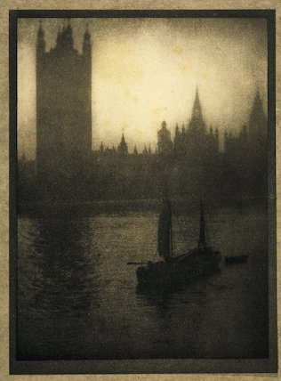 Houses of Parliament , 1909.