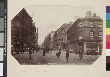 Market Street, Bradford c.1895.