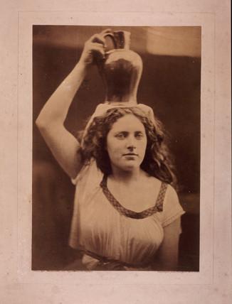 'Rachel', c 1860s.
