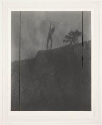 'The Storm God', 1905.