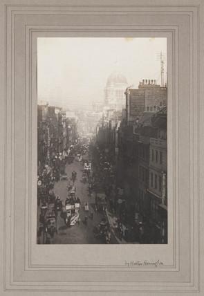 'Fleet Street', 1905.