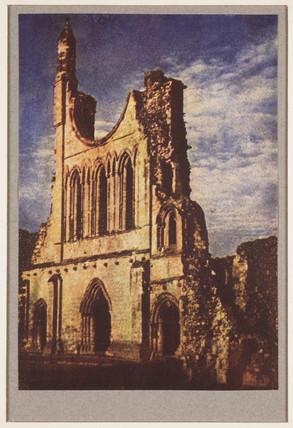 'Last Light at Byland', c 1960.