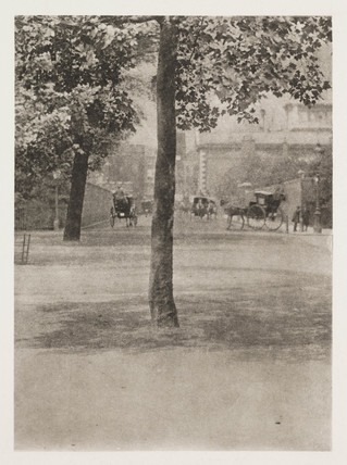 'The Mall', 1896.
