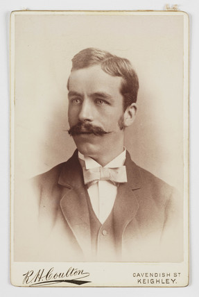 Alexander Keighley, c 1890.