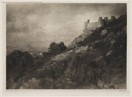 'Harlech Castle', 1911.
