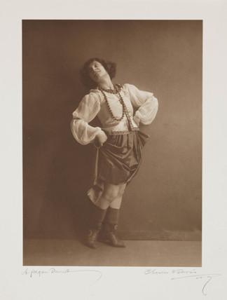 'A Pagan Dance', c 1910.