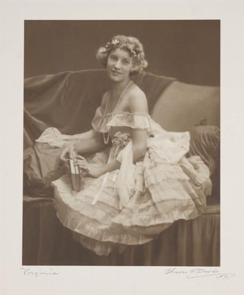 'Virginia', c 1910.