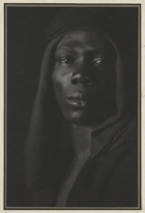 'Ebony', c 1897.