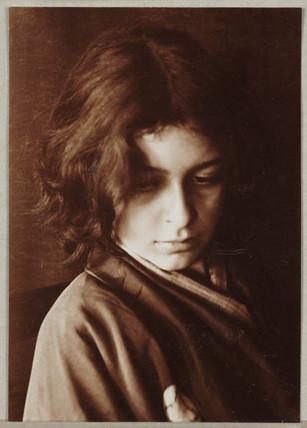 'Boy's Head', c 1895.