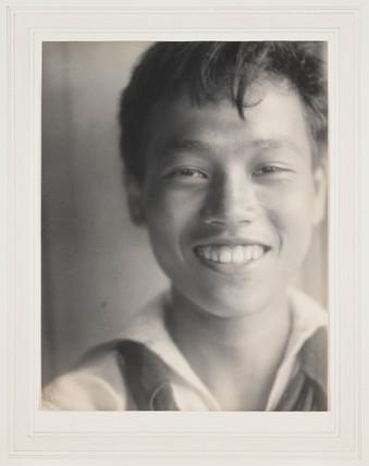 'Portrait of D Leung', 1911.