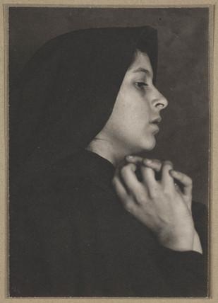 'The Novice', c 1900.