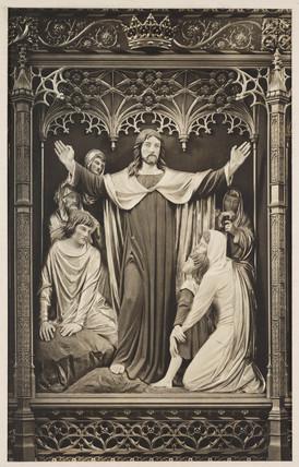 'Altar Panel Southwold Church'.