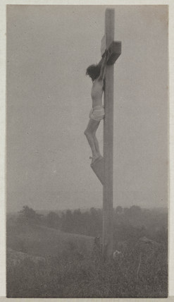 'The Crucfixion', c 1898.