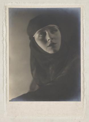 'The Nun', c 1915.