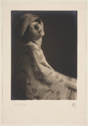 'The Fur Cap', c 1915.