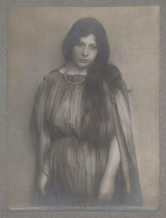 'Magdalena (Marie Mayer)', 1910.