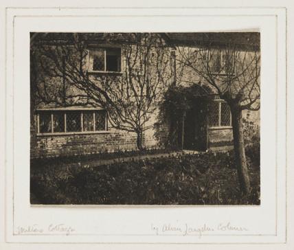 'Milton's Cottage', c 1904.