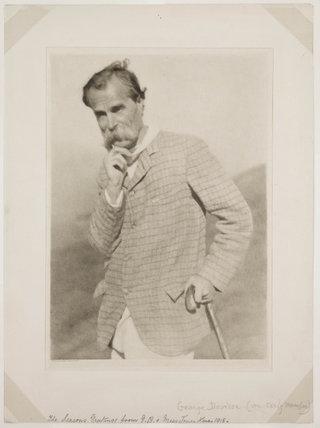'George Davison', 1918.