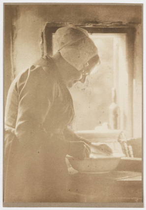 'Woman Washing', 1908.