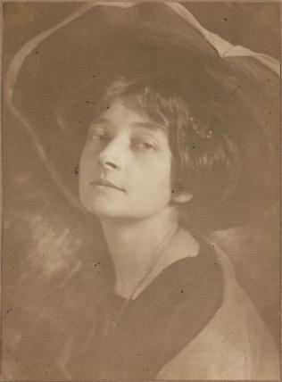Portrait, 1908.