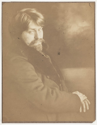 'Portrait', 1908.