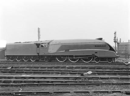 Golden Fleece' Locomotive No 4495 A4 class, 27 September 1937.