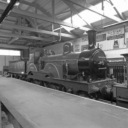 NER Locomotive No.1463.