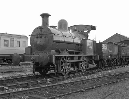 LNWR Locomotive No.1439.