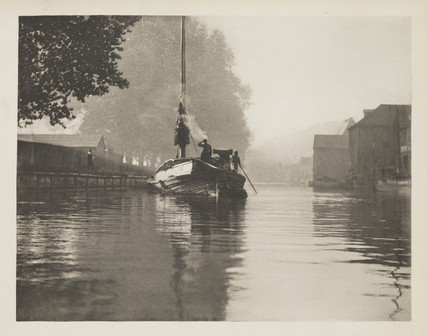 'A Misty Morning At Norwich', 1893.