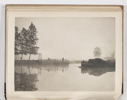 'Buckenham Ferry', 1893.