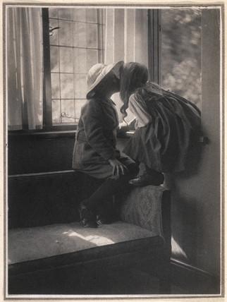 The Kiss, 1912.