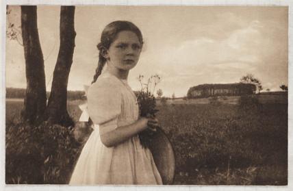 'Das MAdchen (The Girl)', 1910.