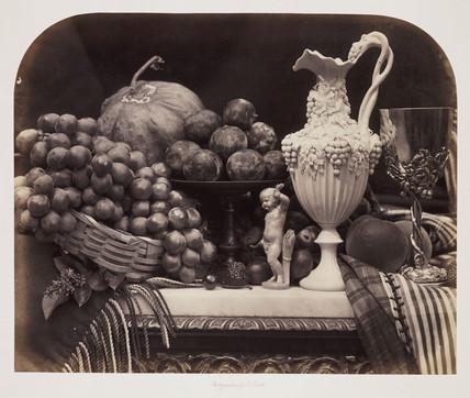 Still life, c 1860.
