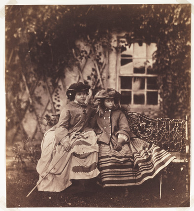 Princess Royal and Princess Alice, 1856.
