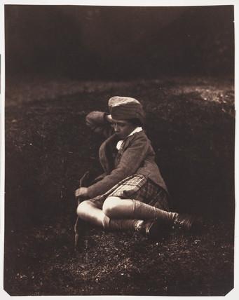 Prince Alfred, Duke of Edinburgh, 1856.