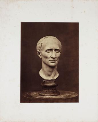 'Julius Caesar', c 1857.