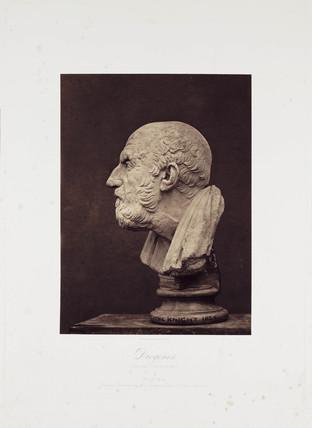 'Diogenes', c 1857.