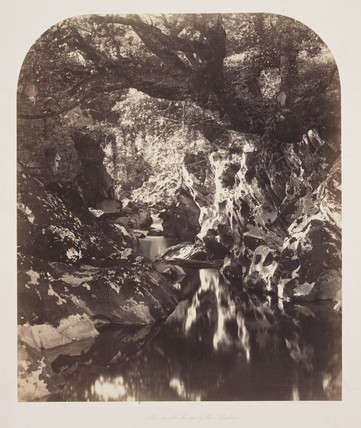 'The Double Bridge of the Machno', 1857.