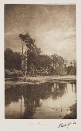 'Melton Meadows', 1898.