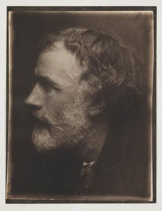 'George Meredith', 1909.