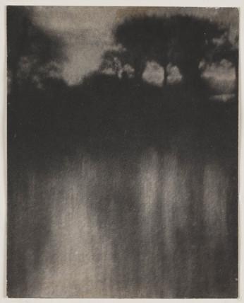 'The Still, Glassy Lake'.